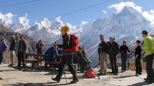 जुलाईमा तीन हजार विदेशी पर्यटक नेपाल भित्रिए