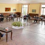 नेकपा एमालेको स्थायी कमिटी बैठक जारी