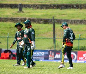 ईपीएलमा चितवन टाइगर्सले पोखरा राइनोजलाई ९ विकेटले पराजित