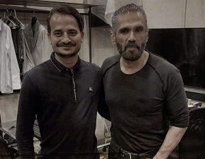 नेपाली चलचित्र 'एक्स ९'मा बलिउड अभिनेता सुनिल सेट्टी