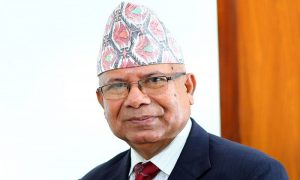 बाध्यताले विद्रोह गर्यौँ : माधवकुमार नेपाल