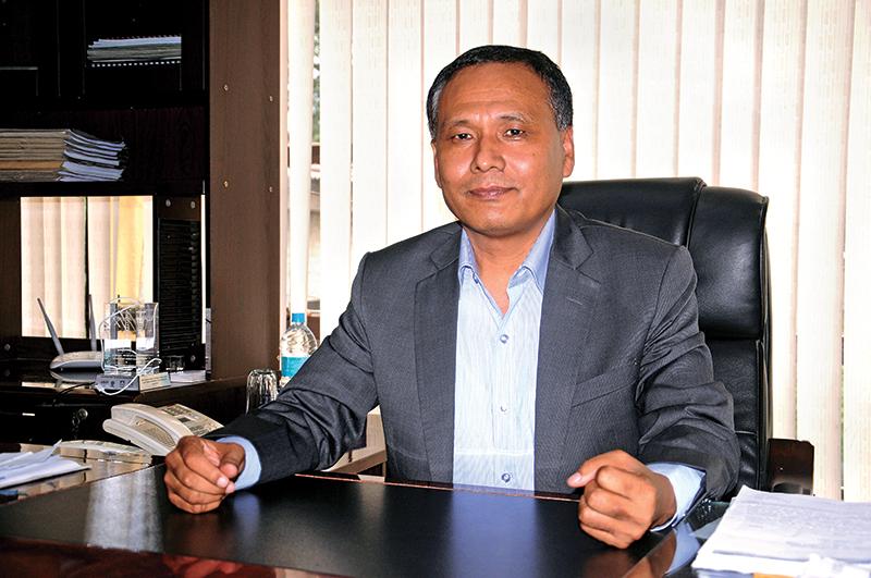 कुलमान घिसिङ नेपाल विद्युत प्राधिकरणको कार्यकारी निर्देशकमा नियुक्त