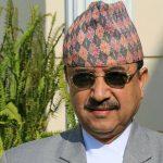 नेपाली कांग्रेसका महामन्त्री पूर्णबहादुर खड्का कोरोना संक्रमित